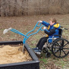 ADA Sand Digger