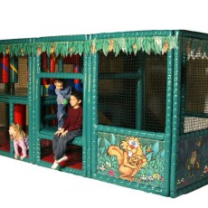 Tot Town Contained Play Jungle