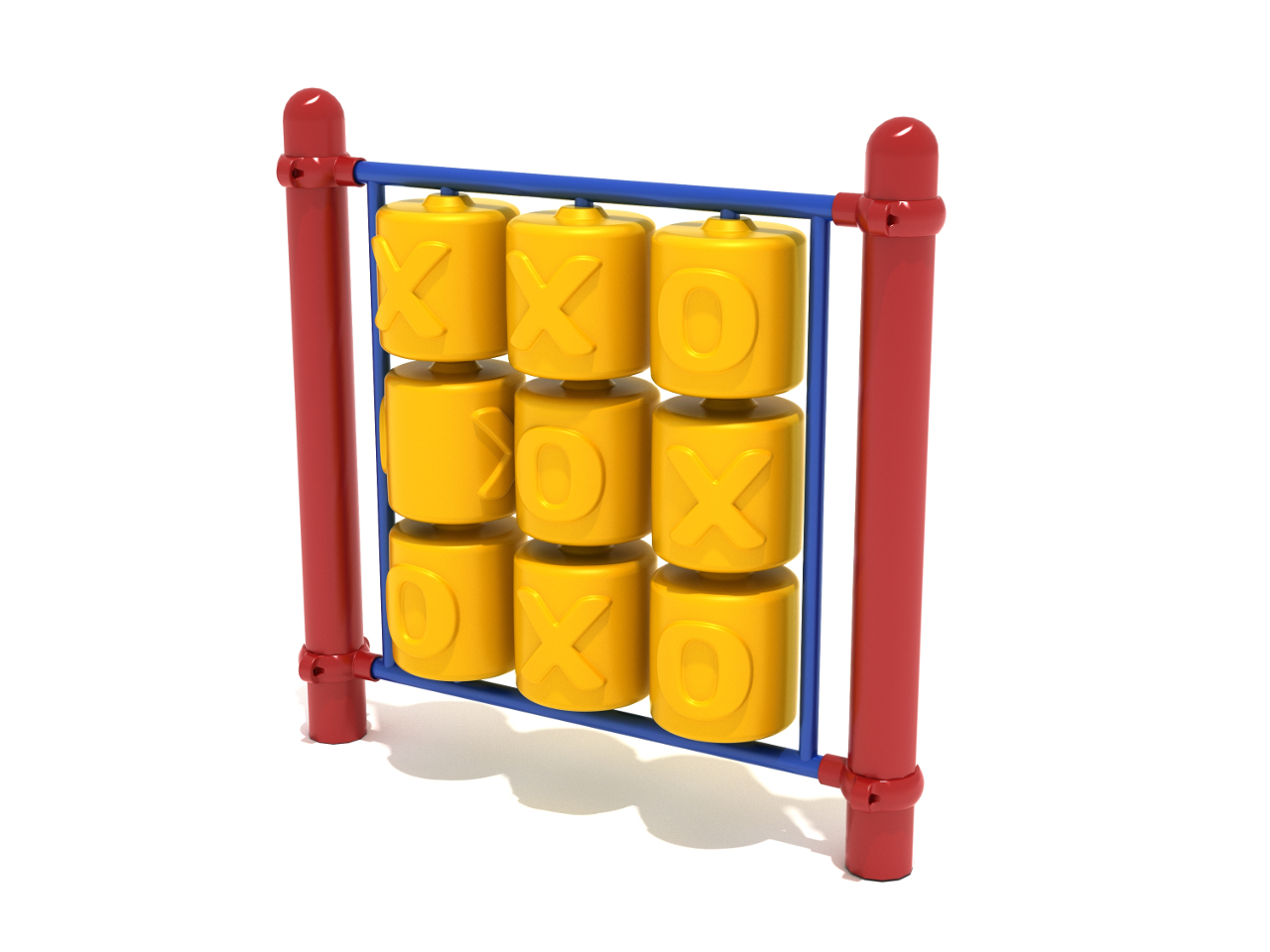 freestanding-tic-tac-toe